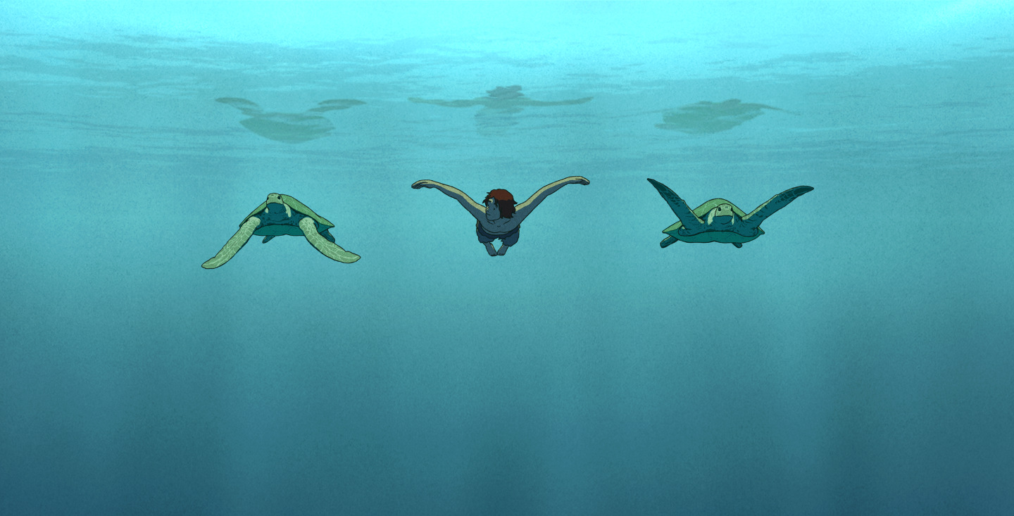 The Red Turtle image