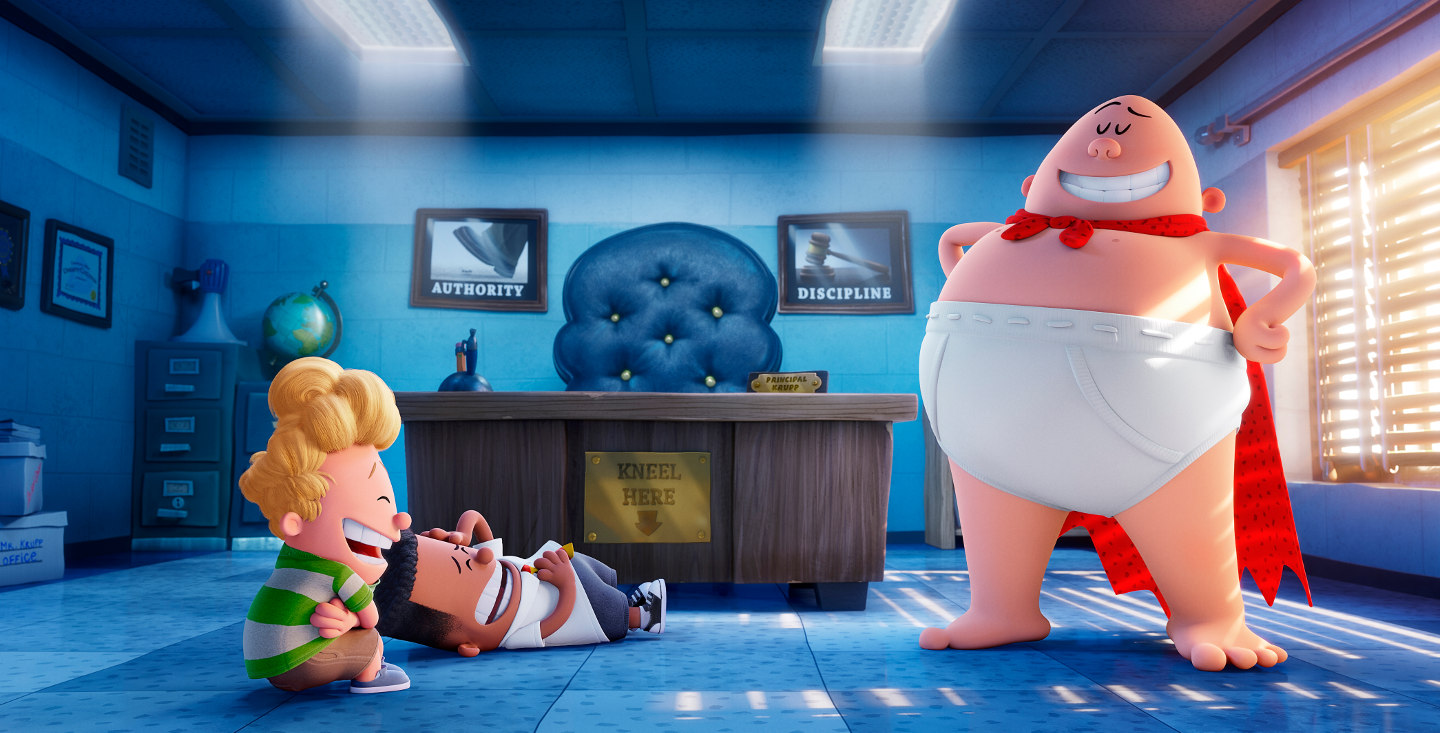 Captain Underpants image