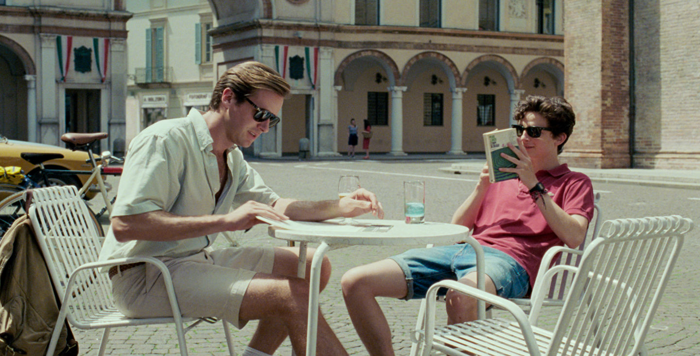 Film 1: Call Me By Your Name image