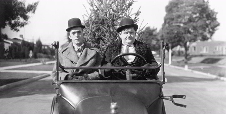 Laurel & Hardy - Silent Magic image