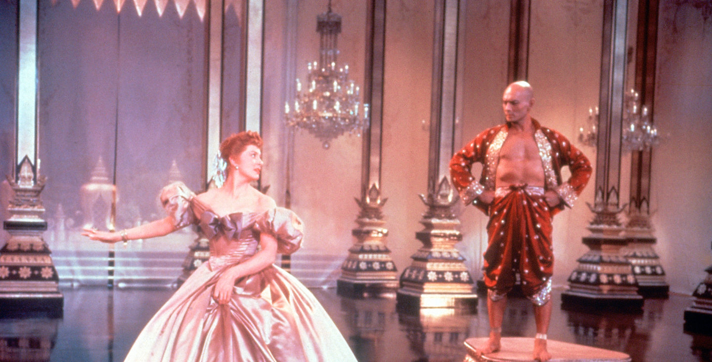 The King and I image