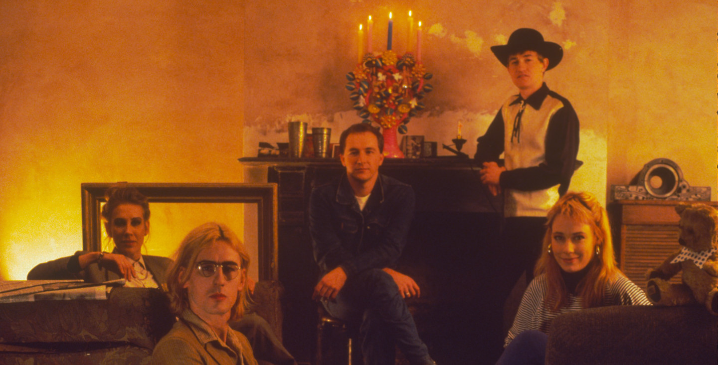The Go-Betweens: Right Here image