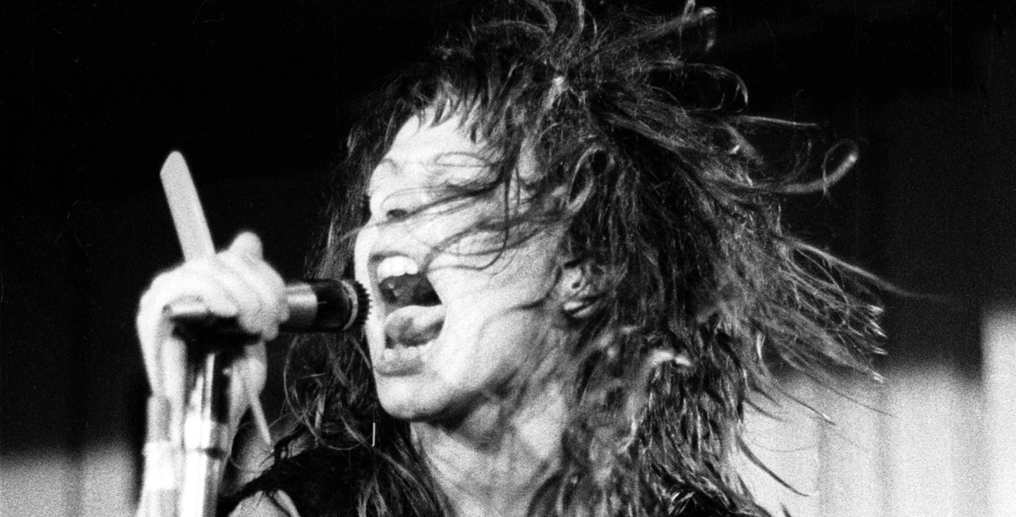 Here to be Heard: The Story of the Slits image