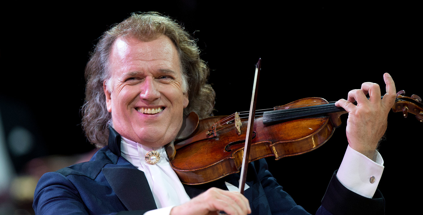 Andre Rieu - Amore, My Tribute to Love image