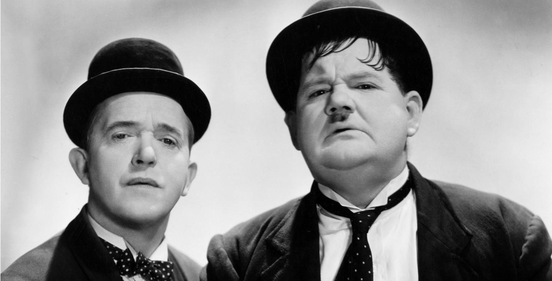 Laurel & Hardy image