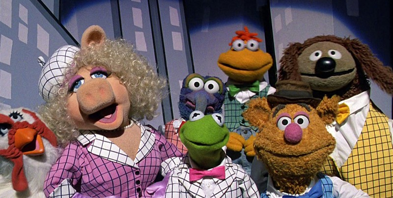 The Muppets Take Manhattan image