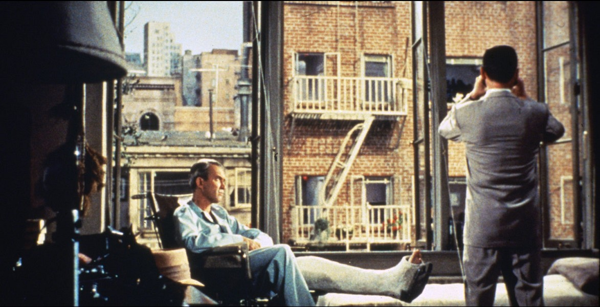 Rear Window image