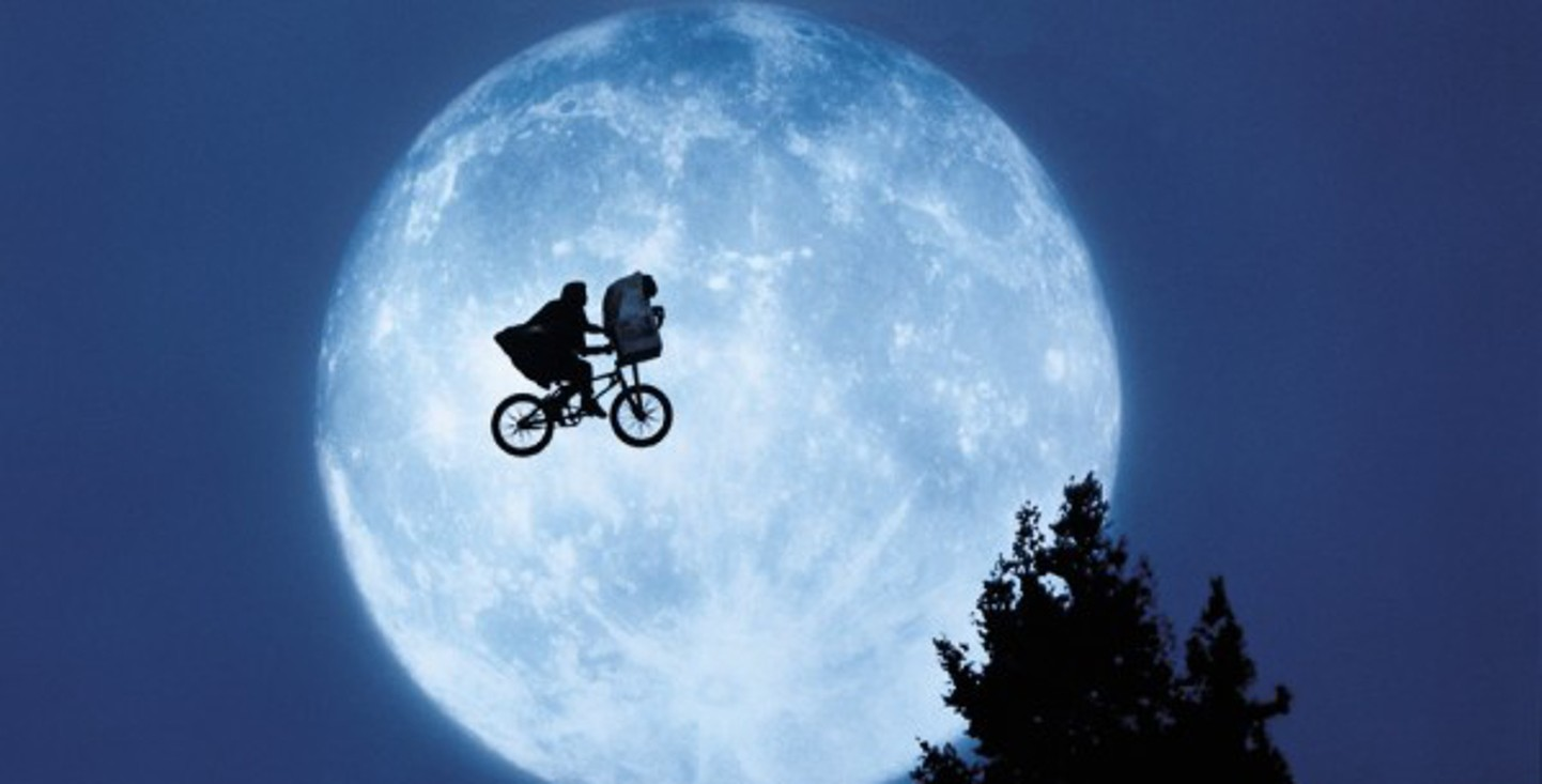 E.T. - The Extra Terrestrial image