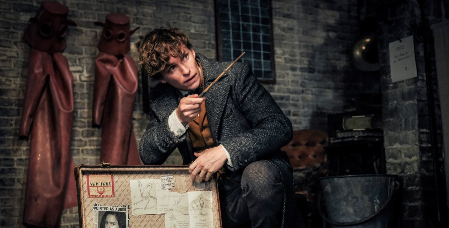 Fantastic Beasts: The Crimes of Grindlewald  image