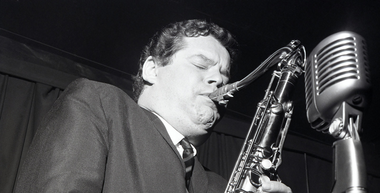 Tubby Hayes - A Man In A Hurry image