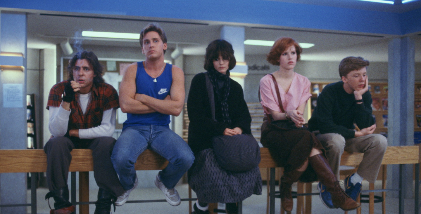 Film 1: The Breakfast Club image