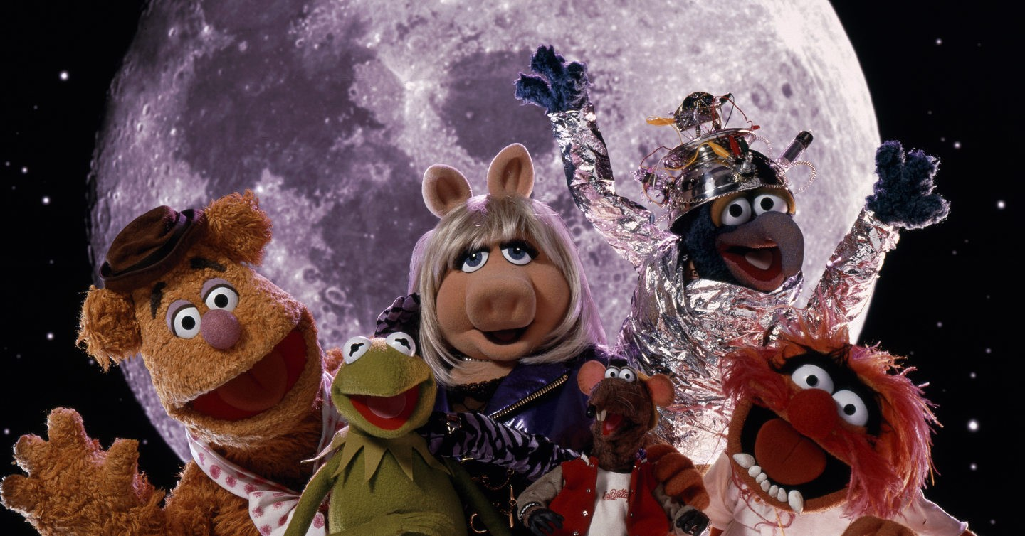 Muppets From Space image