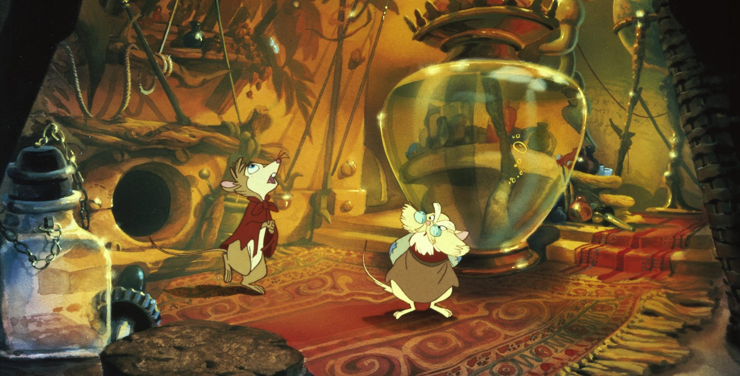 The Secret of NIMH image