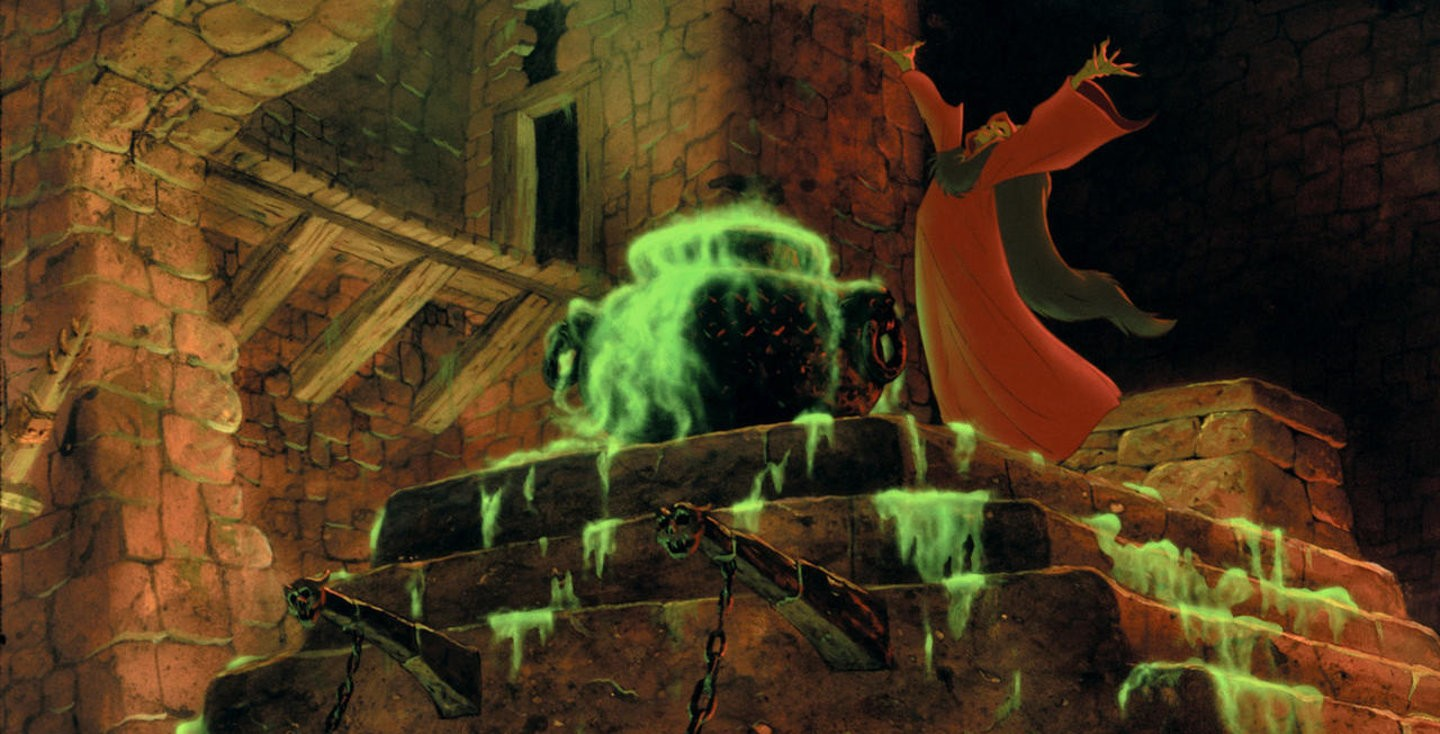 The Black Cauldron image