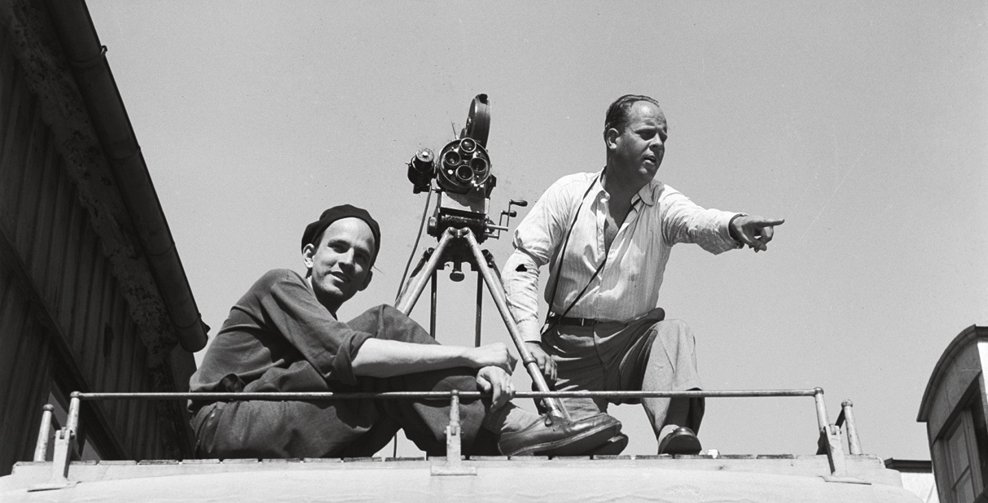 *Film 1: Bergman:  A Year in a Life image