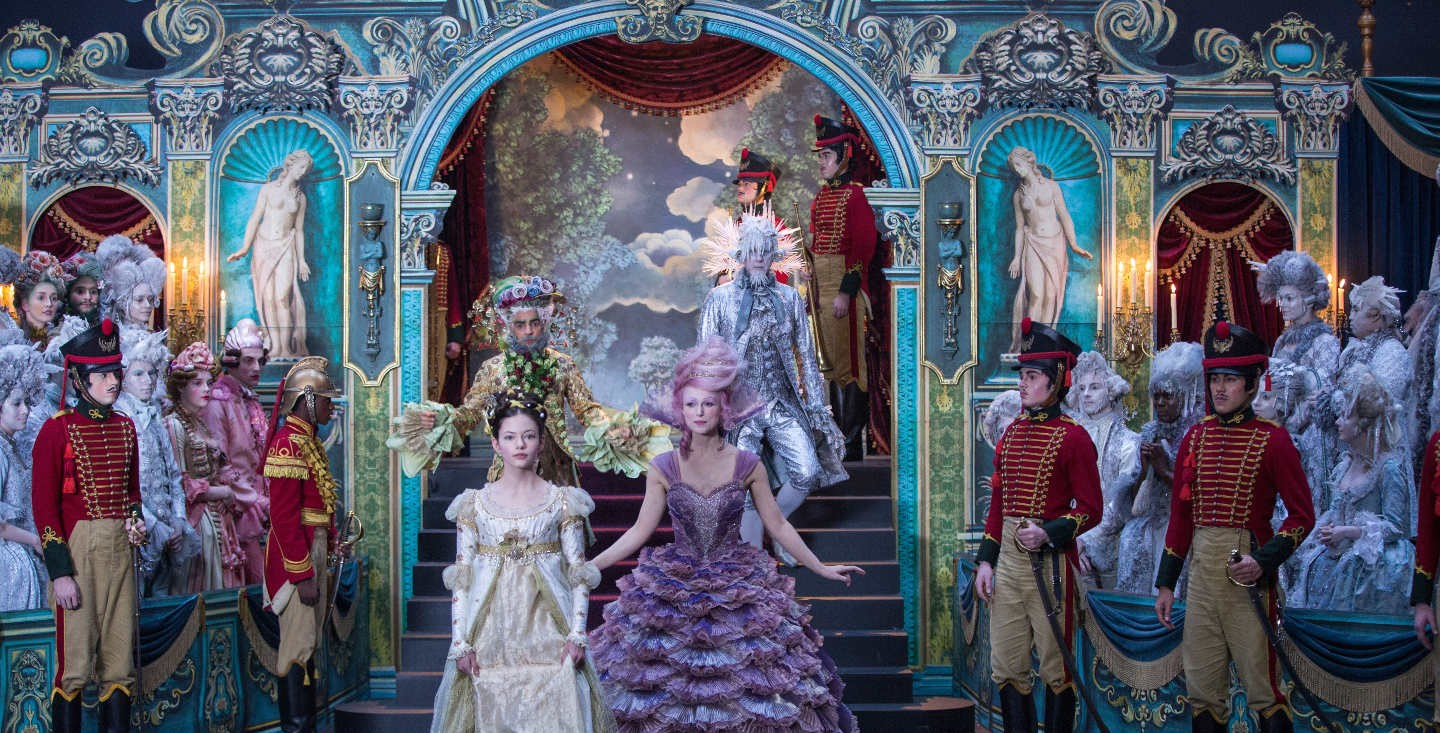 The Nutcracker and the Four Realms image