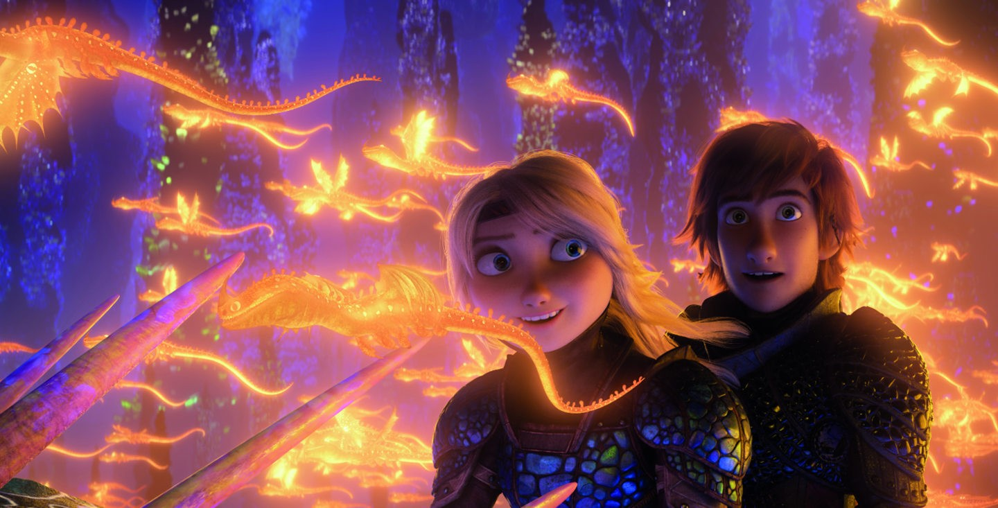 How To Train Your Dragon: The Hidden World  image