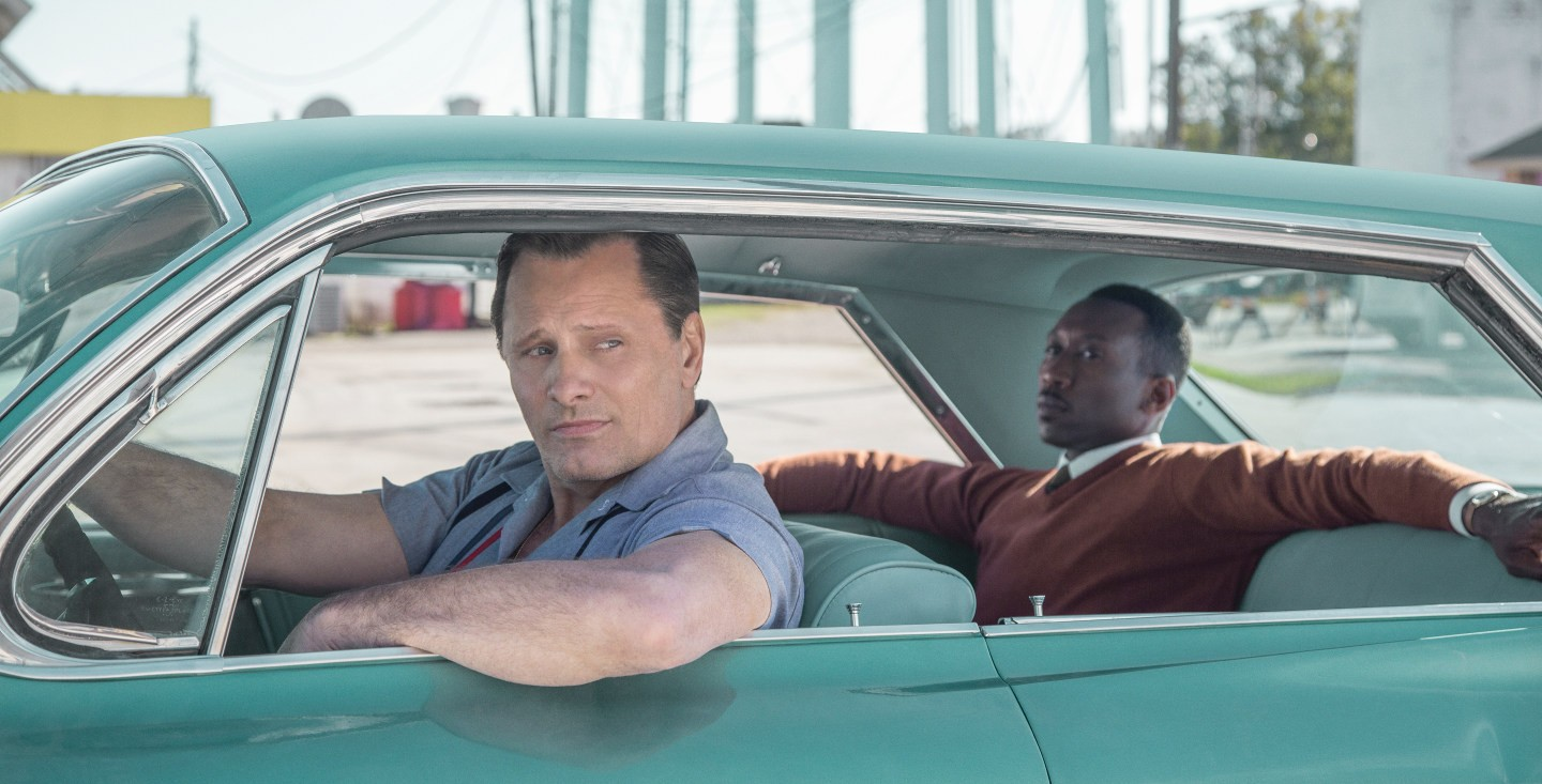 Green Book image