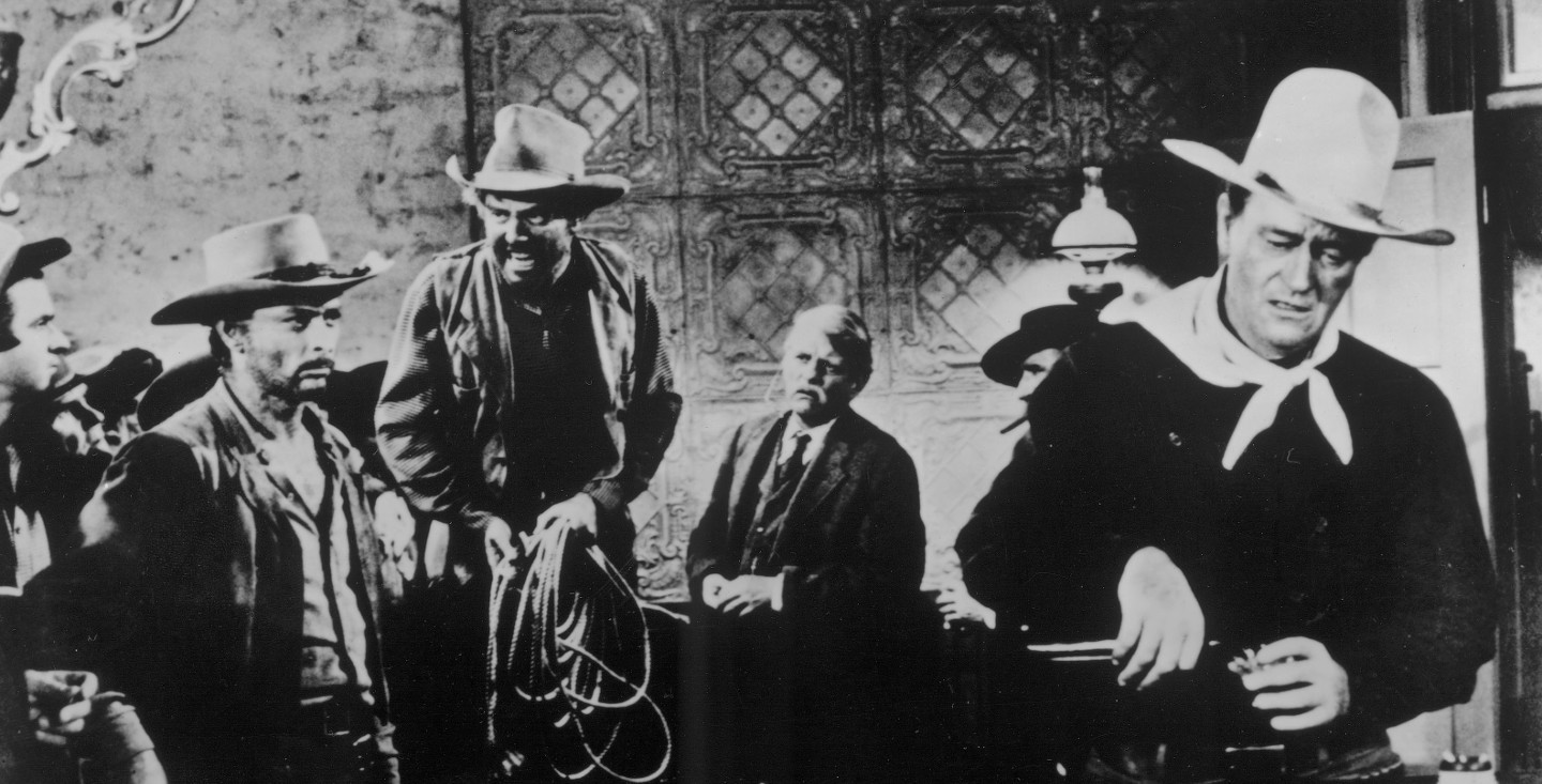 The Man Who Shot Liberty Valance image