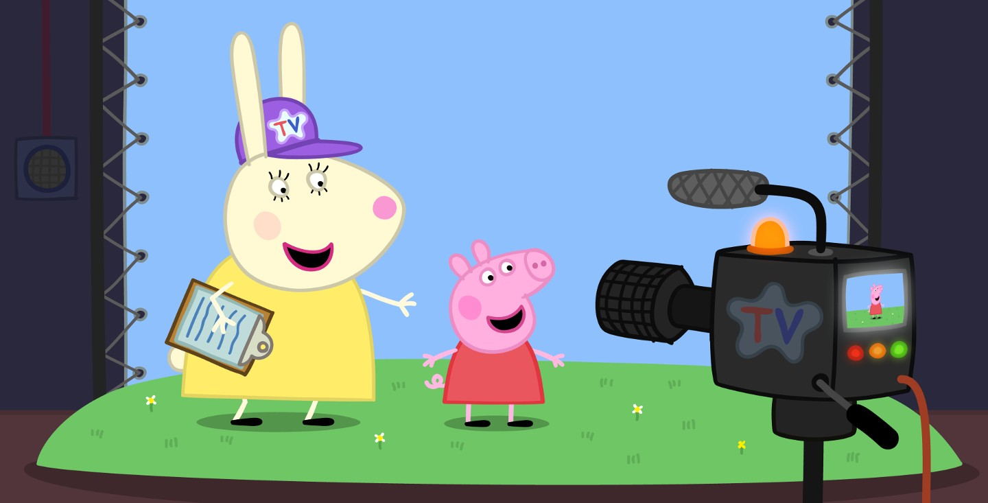 Peppa Pig: Festival of Fun image