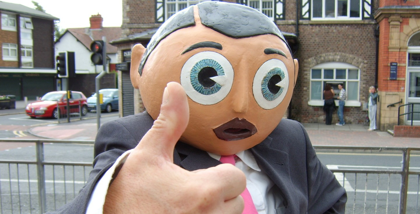 Being Frank: The Chris Sievey Story image