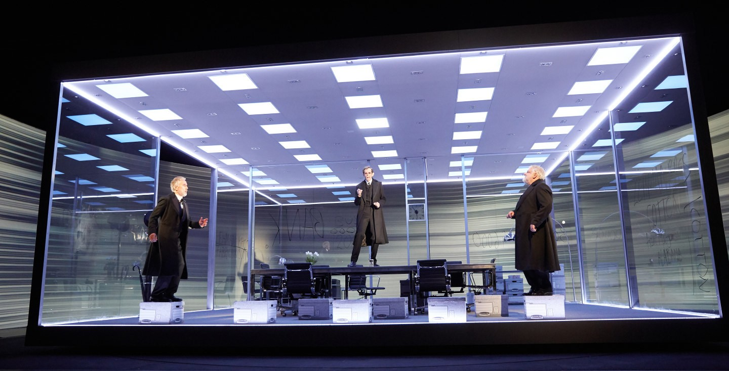 The Lehman Trilogy image