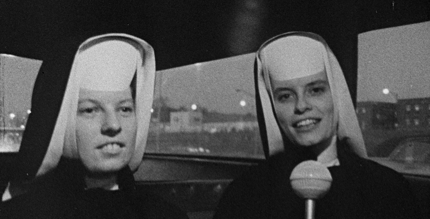 Inquiring Nuns image