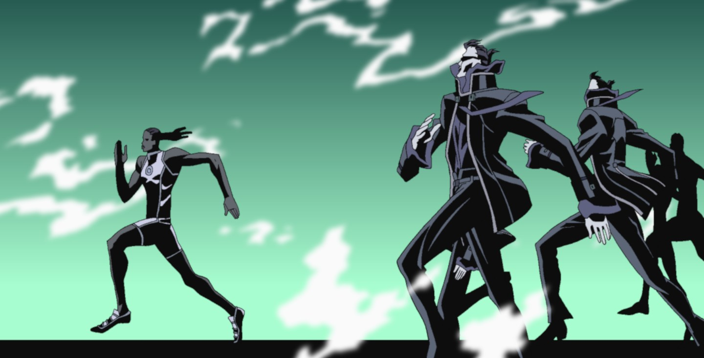 The Animatrix image