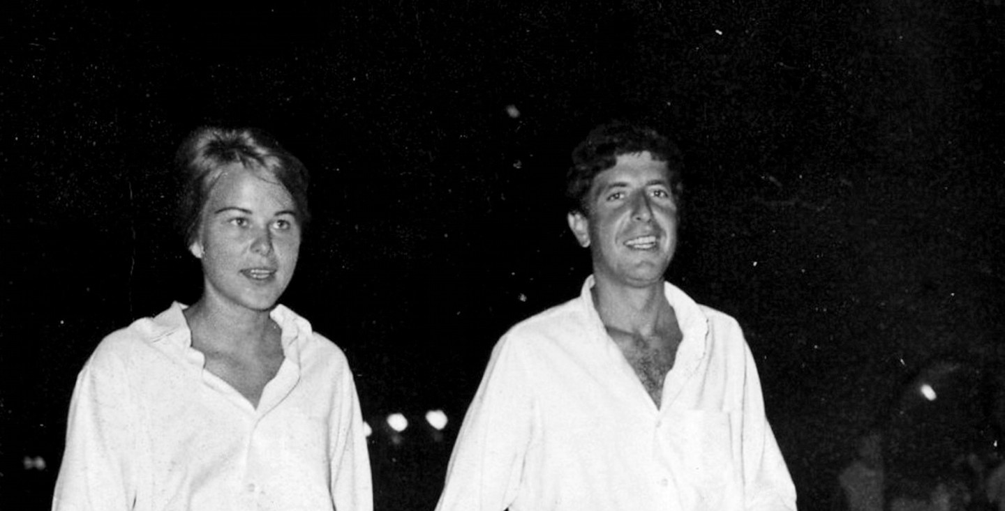 Marianne and Leonard: Words of Love image