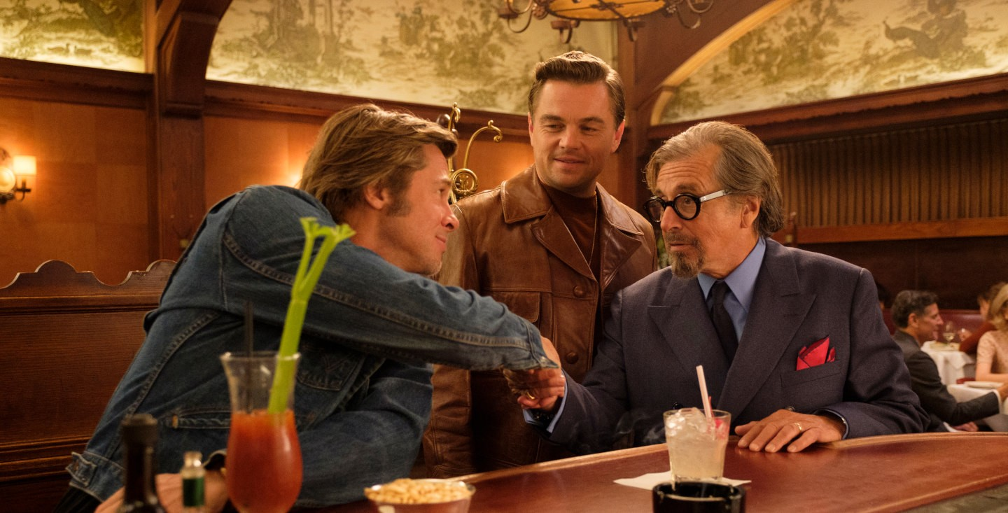 Once Upon a Time...in Hollywood image