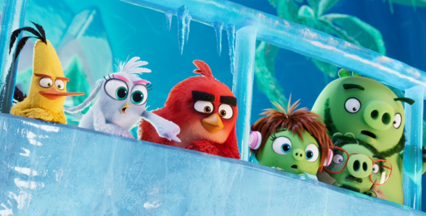The Angry Birds Movie 2 image