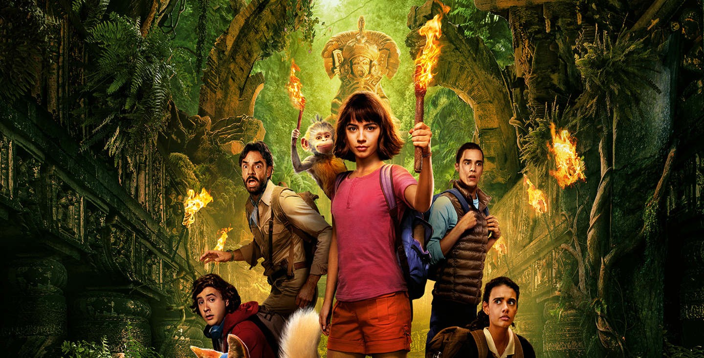 Dora and the Lost City of Gold image