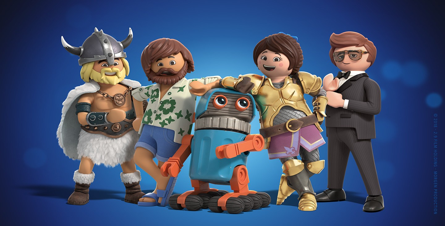 Playmobil The Movie image