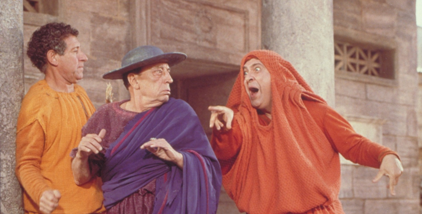 A Funny Thing Happened on the way to the Forum image