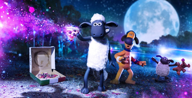 Shaun The Sheep Movie: Farmageddon image