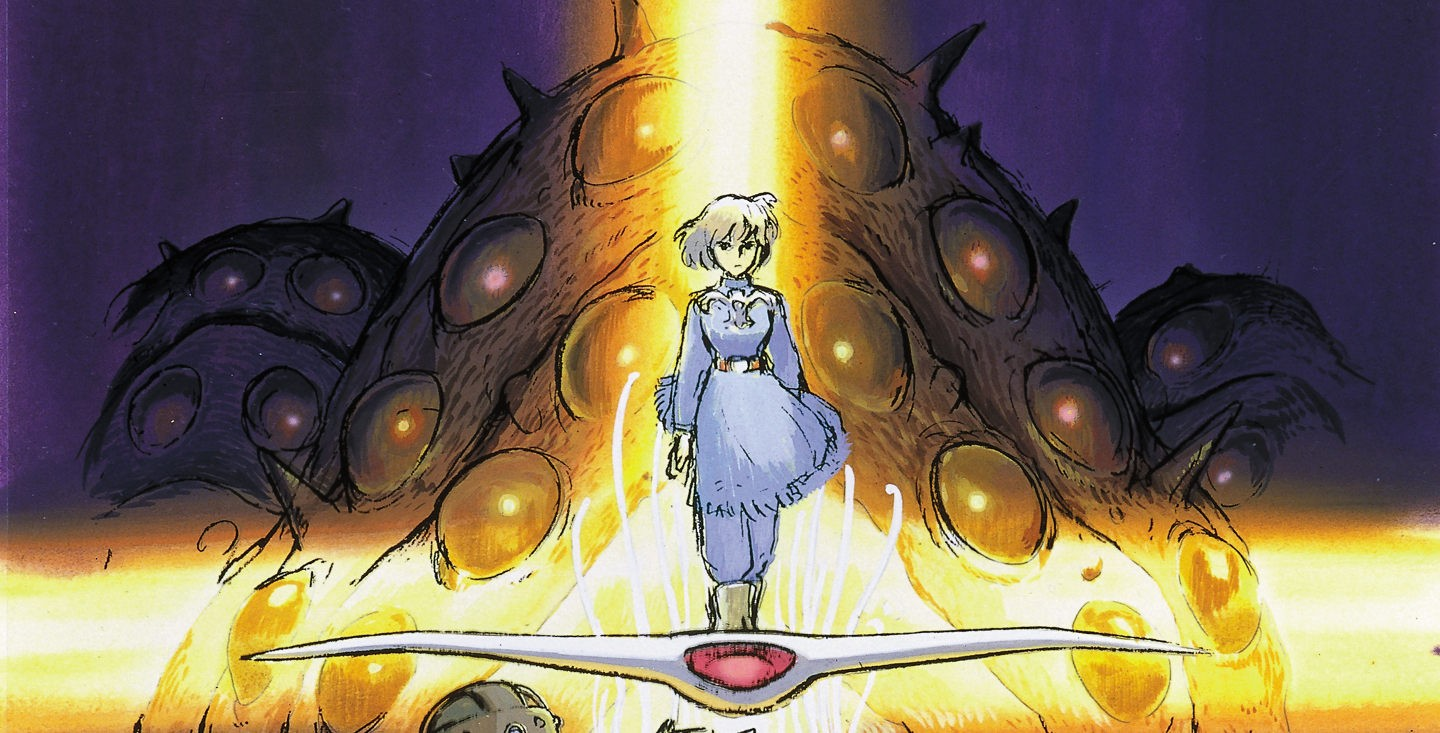 Nausicaä of the Valley of the Wind image