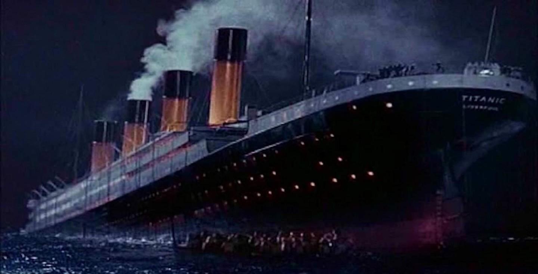 S.O.S. Titanic image