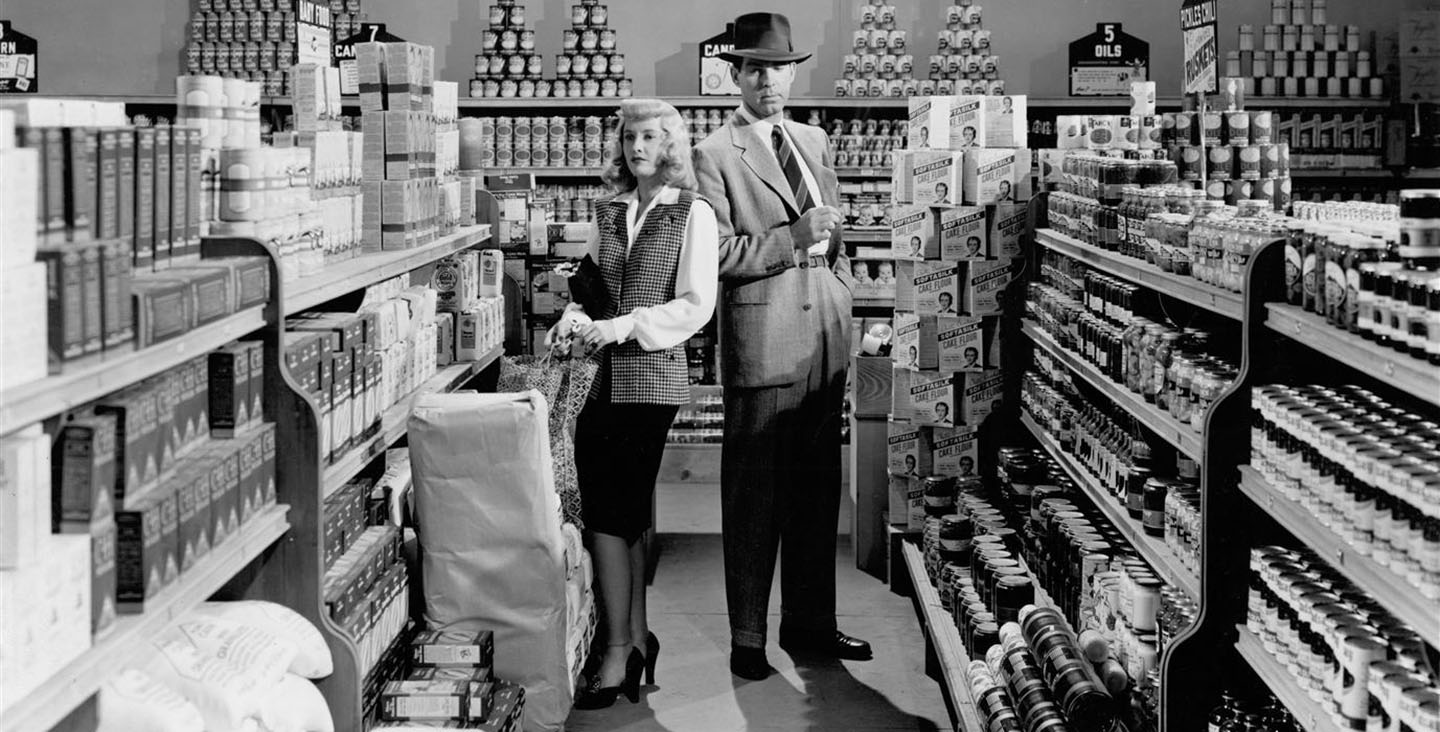 Film 1: Double Indemnity image