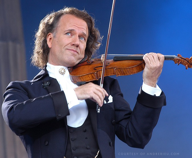 Andrè Rieu New Year's Concert