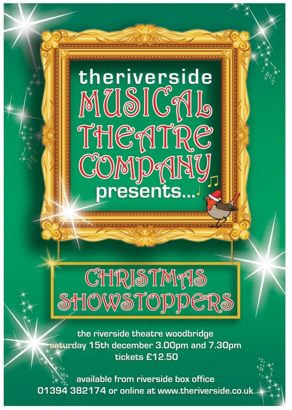 RMTC Presents Christmas Showstoppers