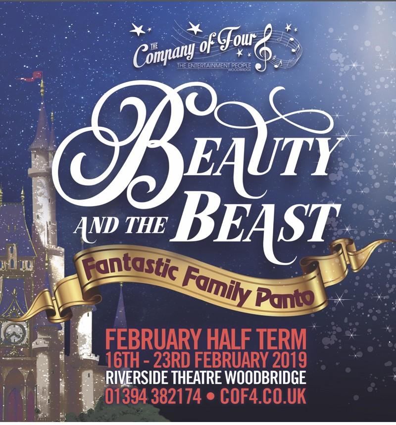Cof4 Beauty and the Beast
