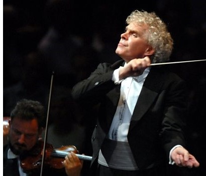 Berliner Philharmoniker Orchestra Sir Simon Rattle's Farewell Co