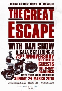 The Great Escape - Live