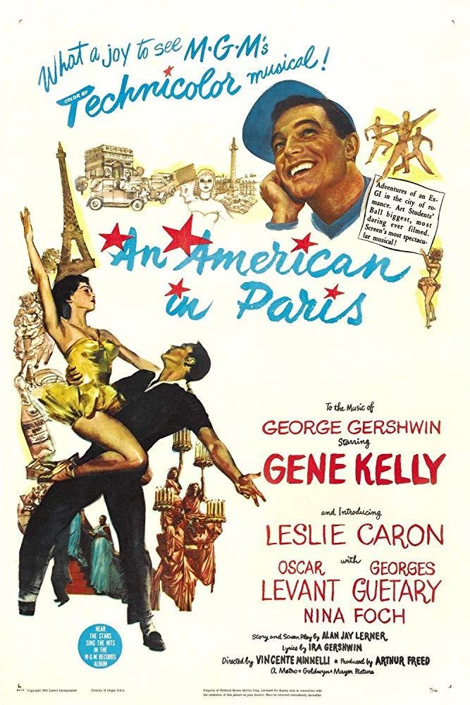 An American in Paris - 1951