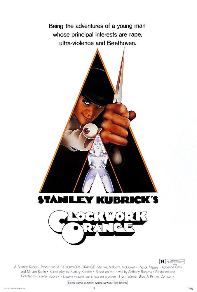 A Clockwork Orange - 1971 (Re: 2019)