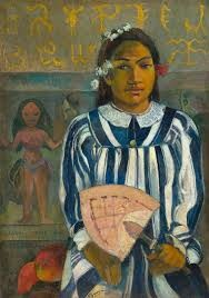 Gaugin from the National Gallery London
