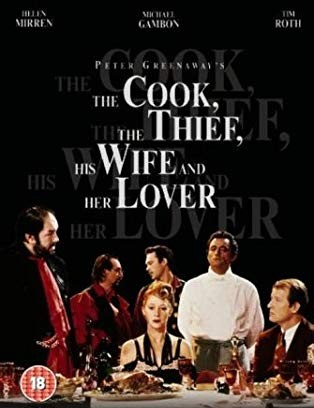 Cook, Thief, Wife & Her Lover