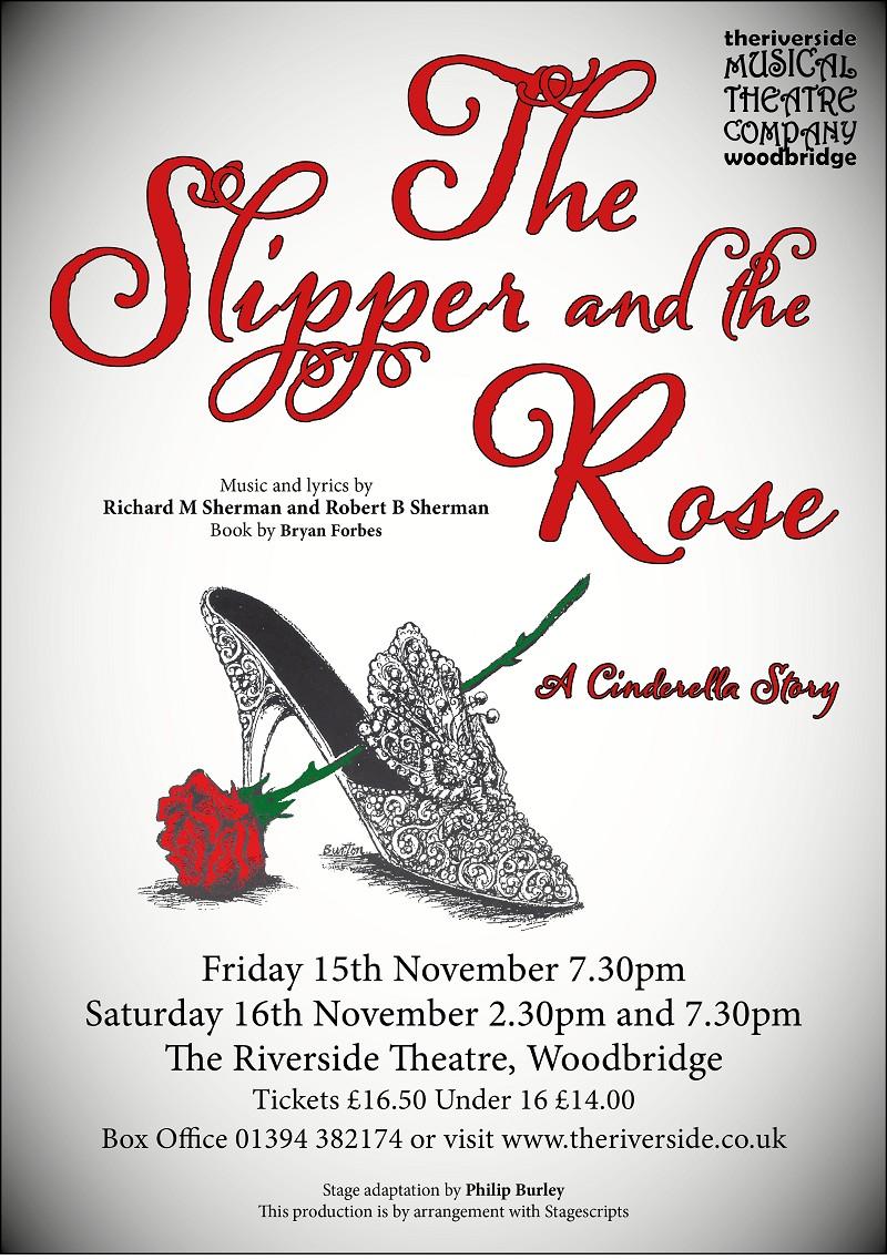 The Slipper & the Rose