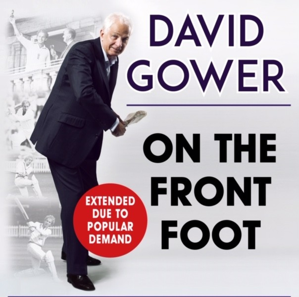 David Gower: On The Front Foot