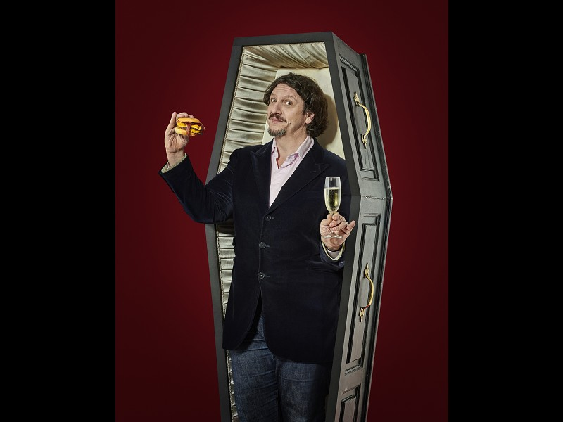 Jay Rayner: My Last Supper